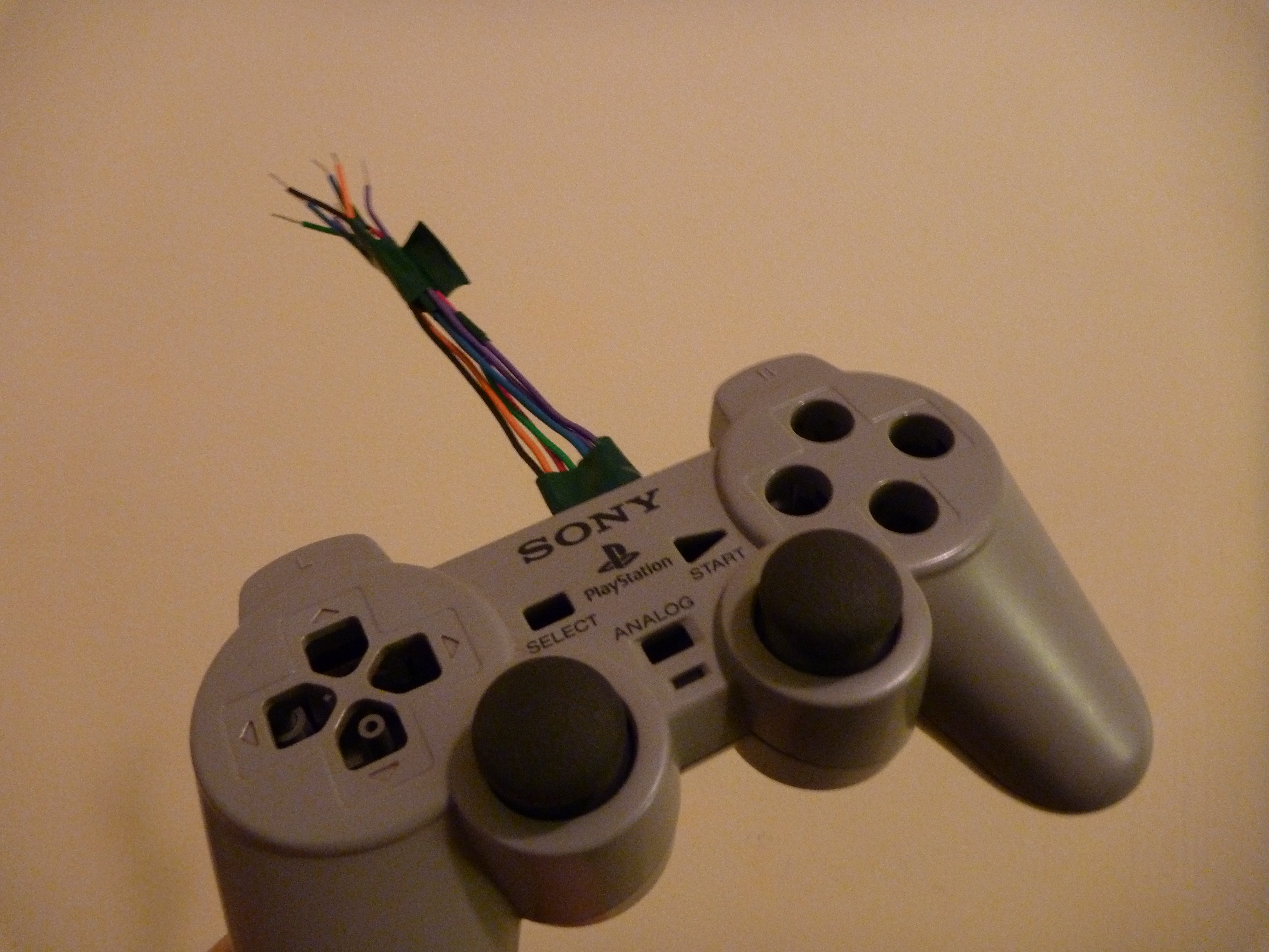ps1 controller joysticks with arduino : 5 steps (with pictures) -  instructables  instructables
