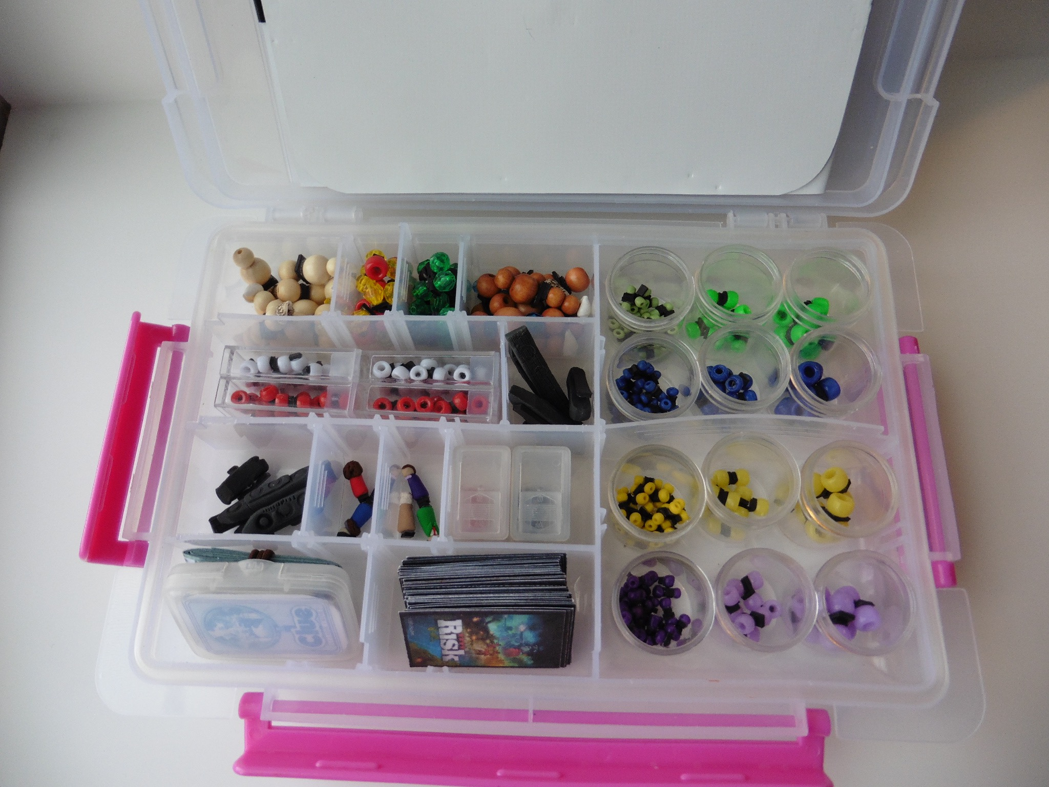 Picture of Travel Size 5-in-1 Gameboard Set