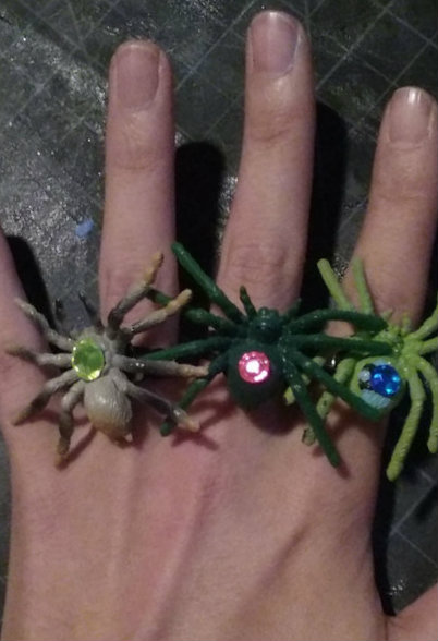 Picture of Spider Rings