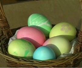 Half A Dozen Ways To Color Easter Eggs