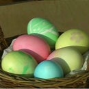 Half A Dozen Ways To Color Easter Eggs
