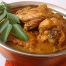 Simple Indian Chicken Curry