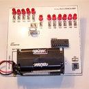 DIY, BUILD YOUR OWN DIGITAL BINARY CLOCK!!!