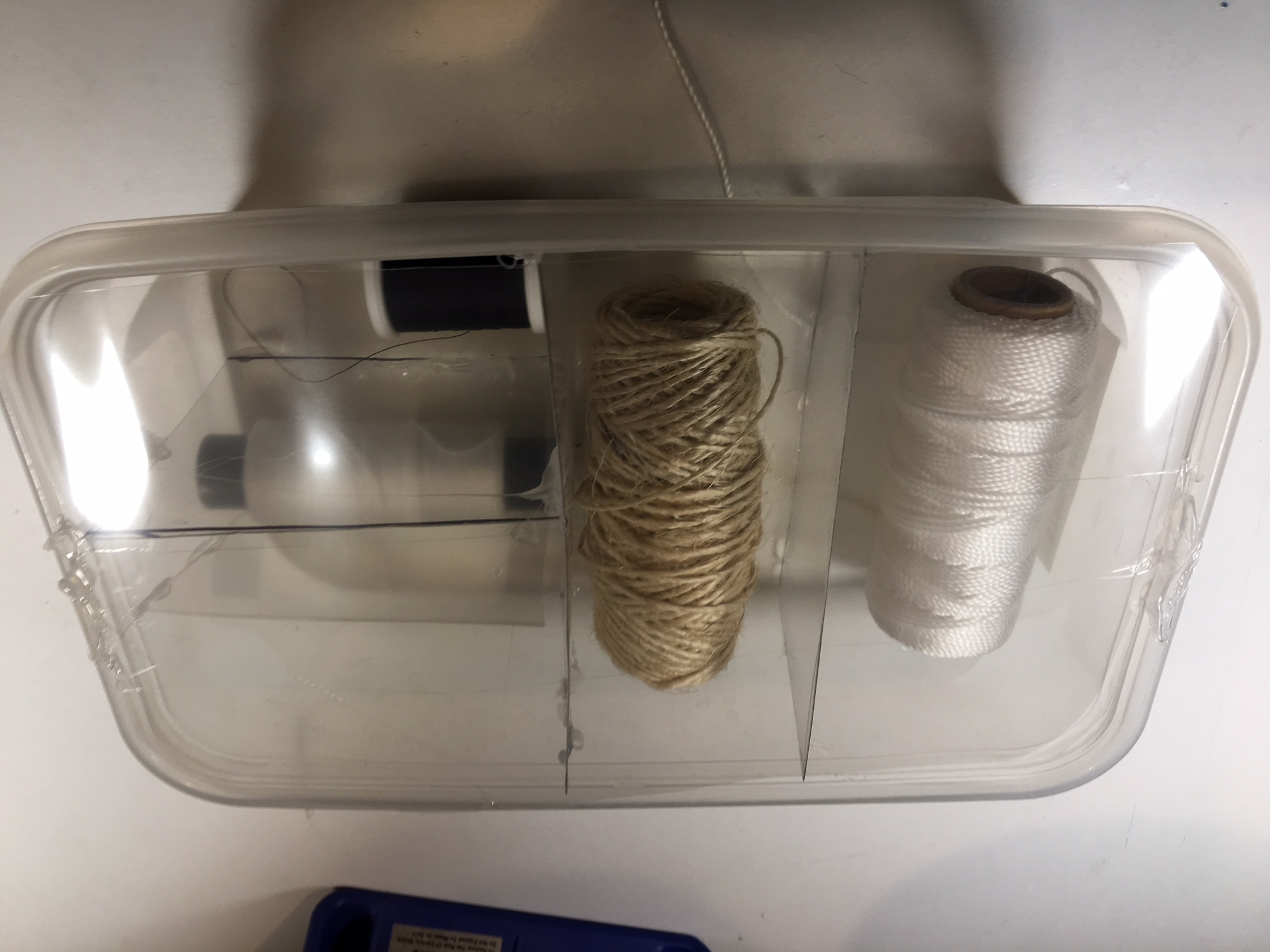 Picture of Make Sheet Plastic Hack