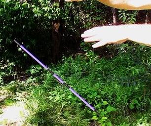 "Make a ""Magic"" Wand - a Floating Levitation Stick"