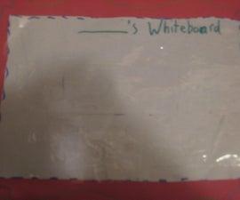 Paper Whiteboard