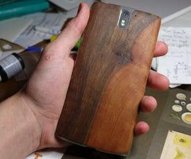 Smartphone Wood Veneer Case