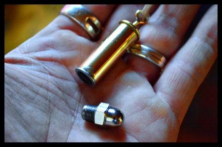 Secret Stash Bullet Shell