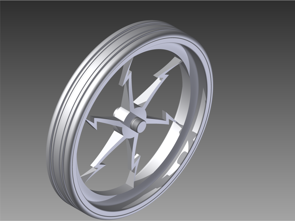 Picture of Creating an STL From Autodesk Inventor