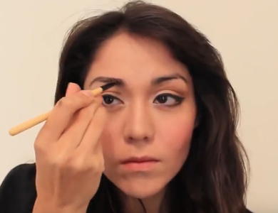 Blush and Brows