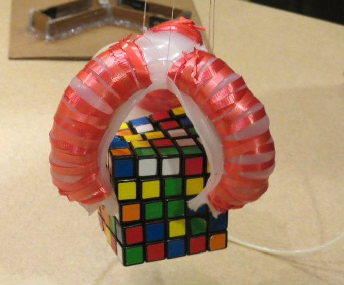 Picture of Soft Robotic Grabber (No 3D Printer Required)