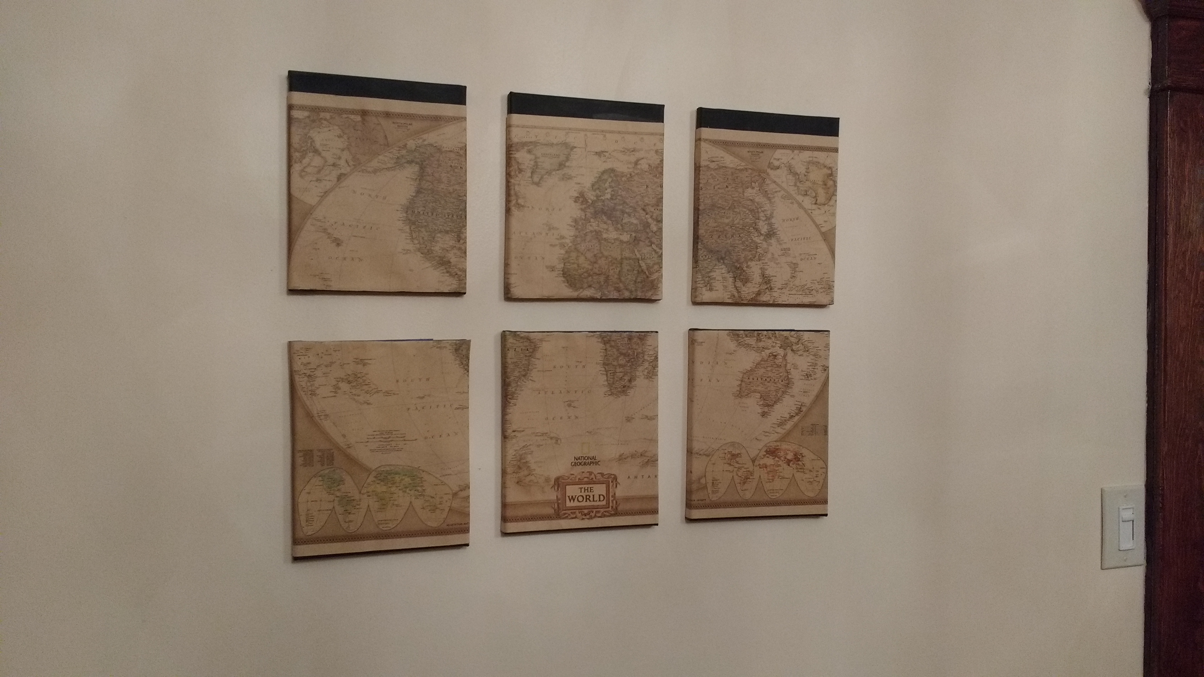 Picture of Hang the Canvases