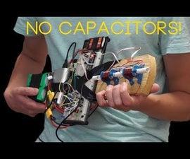 Coilgun Without Massive Capacitors