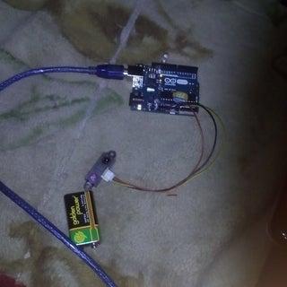 Arduino Distance Sensors