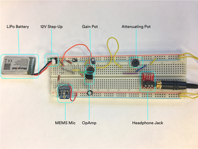 Make a Breadboard Version of the Circuit