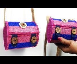 How to Make DIY Purse From Plastic Bottle?