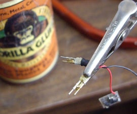 Make your own ultra light micro connectors