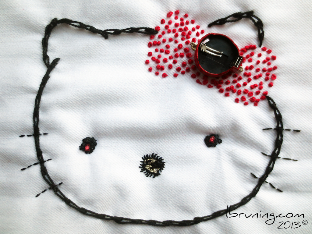 Picture of Embellish Hello Kitty!