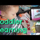 Toddler Learning Strategies and Activities