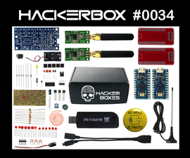 HackerBox 0034: SubGHz
