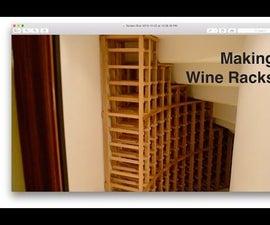 Making Wine Racks
