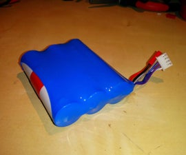 DIY Battery Pack for FPV (recycling 18650 cells from a laptop)
