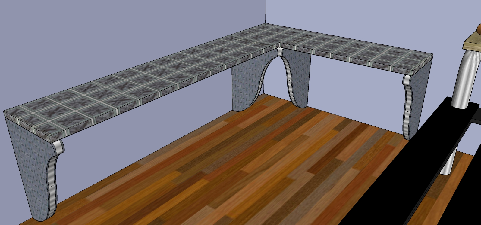 Picture of A Work Table