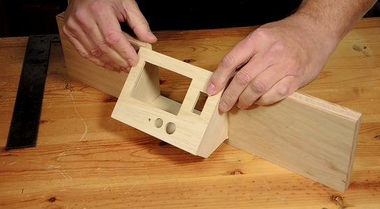 Build a Control Panel Box