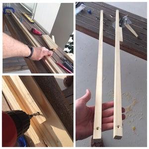 Step 6: Making the Bracket Mechanism Part A