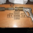 Steampunk Ray Gun from Found Objects