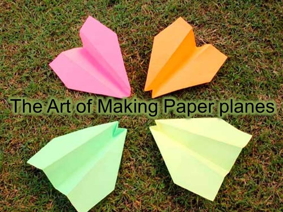 Picture of Super Simple Paper Plane