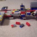 The Lego C4 Semi-Automatic Crossbow