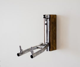 Project bike: Bike hangers and bottle openers from old bicycle frame