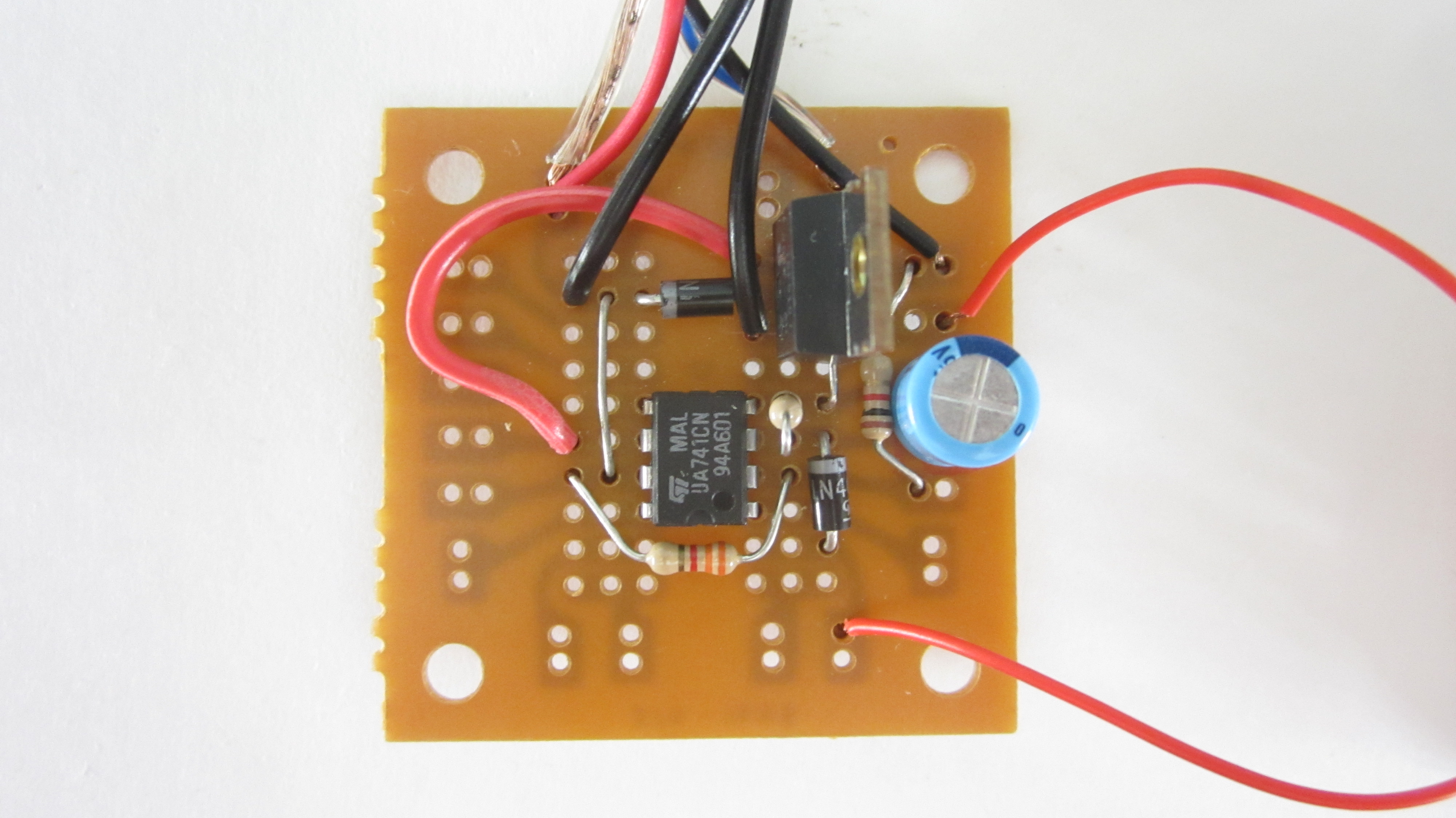 Picture of The Control Circuit