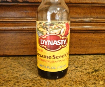 Seseame Seed Oil