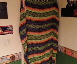 How To Make A Blanket Door