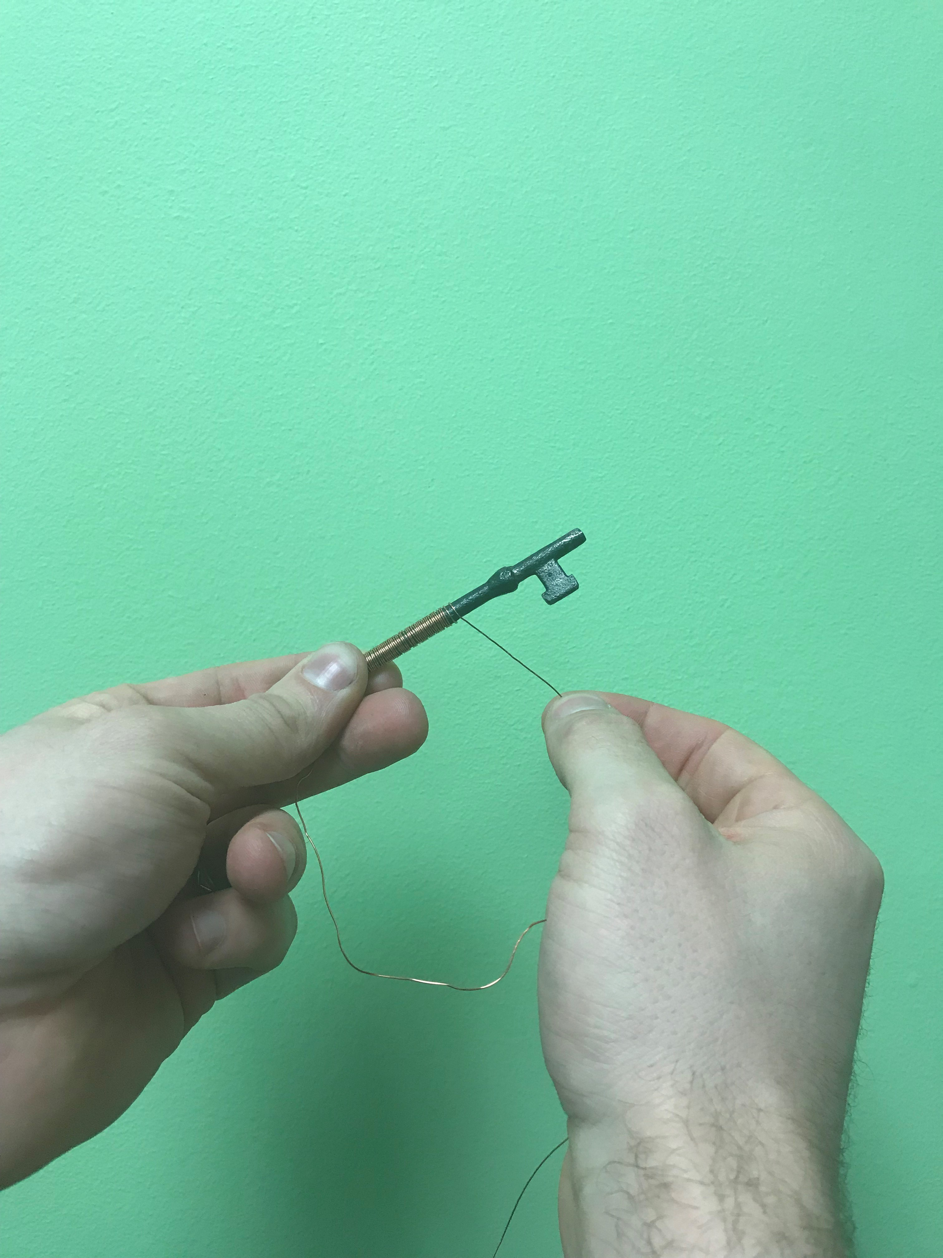 Picture of Wrapping the Nail