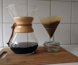 Coffee Filter Dryer