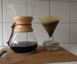 Coffee Filter Dryer