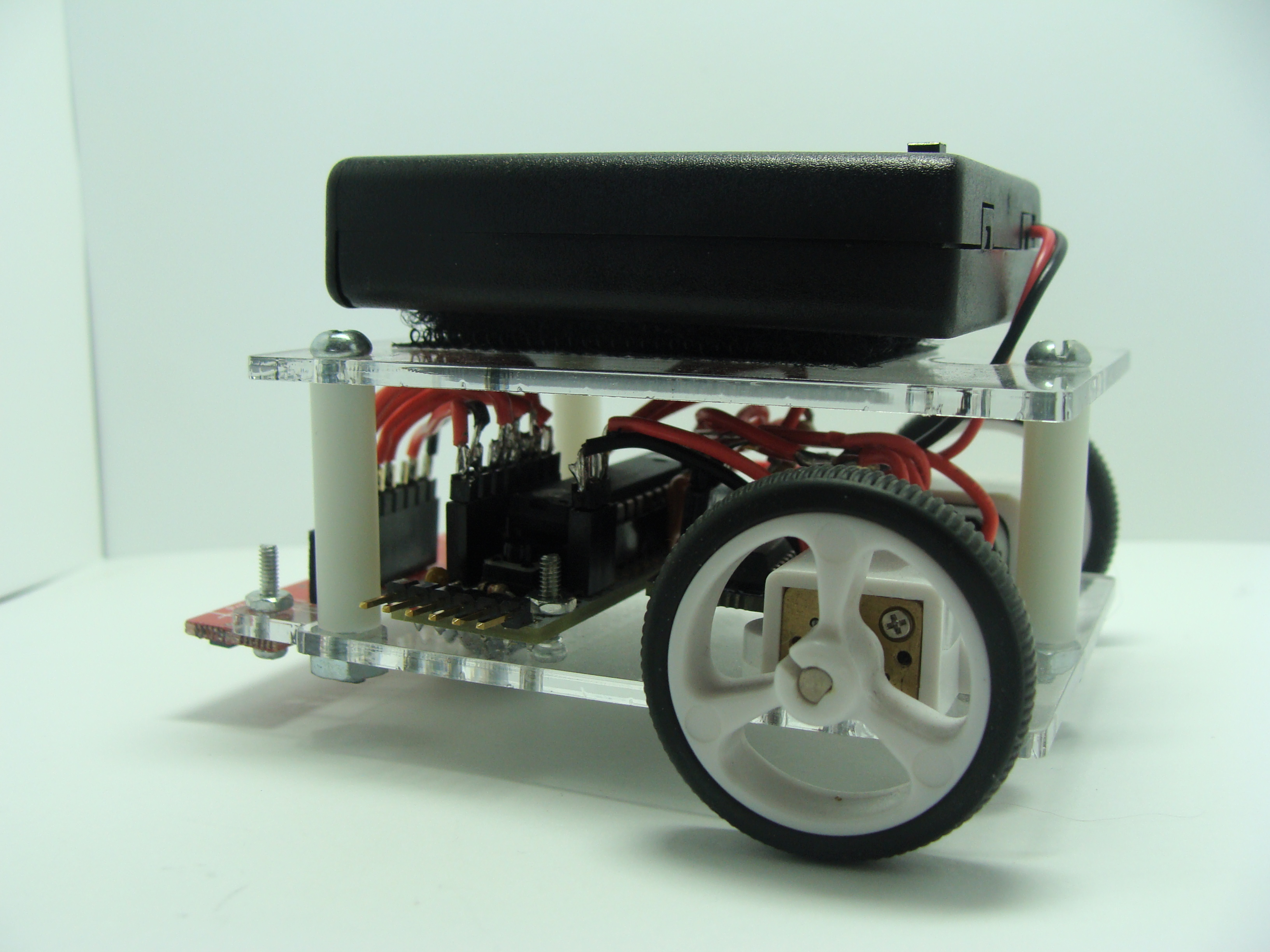 Picture of Maze Solving Robot