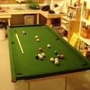 Golf Ballz Pool Table