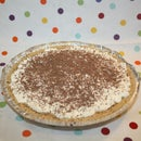 Banoffee Pie with homemade Dulce de Leche