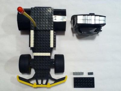 Build the Lego Video Car