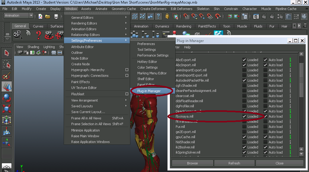 UPDATED: How to Use Mocap Files in Maya, BVH or FBX: 4 Steps