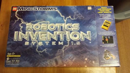 Making Mindstorms RCX Work Again