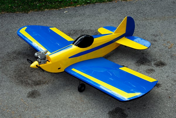 Beginners Guide to Radio Control Airplanes