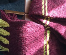 """""""Room of Requirement"""" Hogwarts Scarf"""