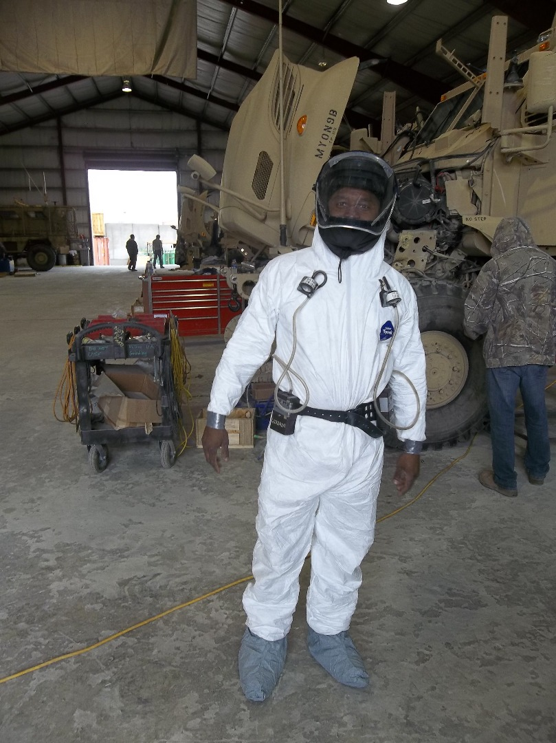 Picture of Your Personal Protective Equipment