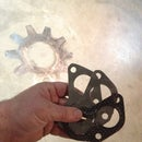 Fix that exhaust leak; Make NEW exhaust gaskets at TechShop!
