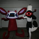 Aaahh!! Real Monsters! Ickis & Oblina